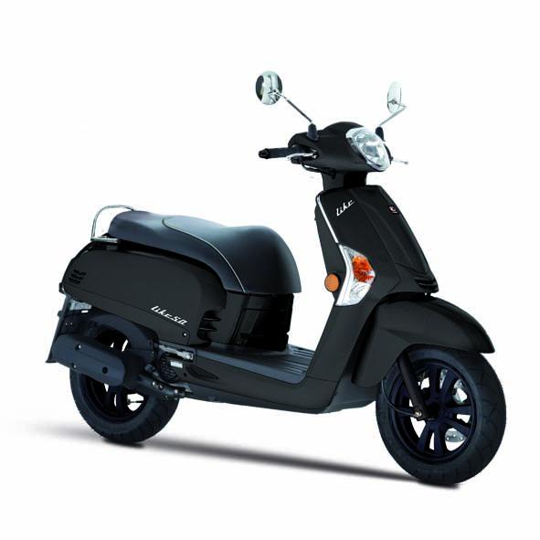 DG Wheels - Kymco like 50cc
