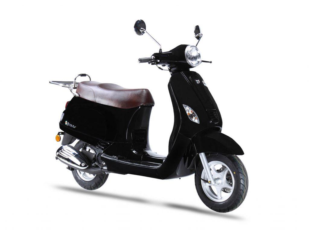 DG Wheels - Nieuwe Kymco Agility 50