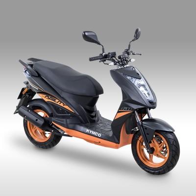 DG Wheels - Nieuw Kymco Agility 50 Naked Renouvo